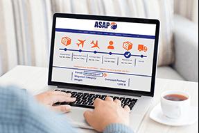 Logistics, LMS, Freight, International Logistics, Shipping, ASAP