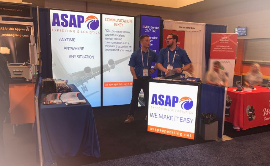PB Expo 2019 Booth 236 | ASAP Expediting
